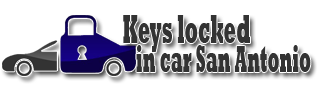 Locked keys in car San Antonio TX
